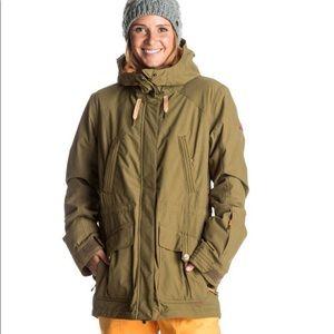 Roxy Snow Jacket Small NWOT